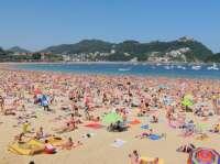 San Sebastián es la ciudad más cara donde dormir en julio con una media de 173 euros por noche