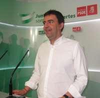 PSOE-A acusa al Gobierno de ser un