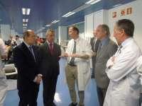 El Hospital de Cruces culmina con el nuevo laboratorio de diagnóstico su mayor transformación desde la década de los 70