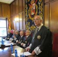 Ríos toma posesión como fiscal jefe de Albacete y quiere que la Fiscalía siga funcionando
