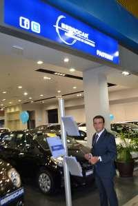 Berrocar abre la primera tienda de automóviles de ocasión en un centro comercial de Dos Hermanas