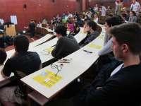 El 68,85% de los estudiantes presentados supera la PAU en la convocatoria de julio