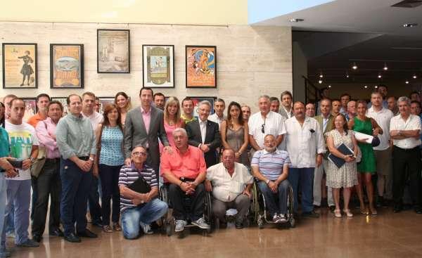 Carranque acogerá el primer centro deportivo público  especializado para personas con discapacidad de España