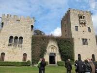 La familia Franco comunica los horarios de visita del Pazo de Meirás, que abrirá al público cuatro días al mes