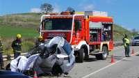 Baja un 80 por ciento el número de fallecidos en accidentes de tráfico en la provincia en los últimos 10 años