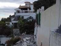 Más de 400 familias de Almuñécar temen ser desalojadas de sus viviendas ante