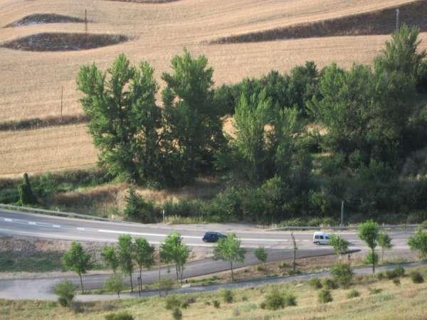 Tráfico calcula 245.000 desplazamientos de vehículos en la Operación Especial de Tráfico '1º de Agosto'