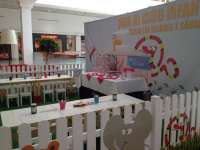 El Club Infantil 'Los Arcos' ofrece en agosto nuevos talleres y juegos para los niños