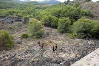 El Índice de Peligrosidad contra Incendios Forestales será alto este miércoles en la Región de Murcia