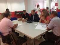 El PSOE-A anuncia movilizaciones en toda Andalucía contra la reforma de la administración local