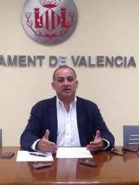 Calabuig lamenta que Valencia supera por primera vez los 100.000 parados y Barberá está