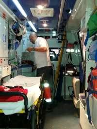 Medio centenar de voluntarios de Cruz Roja trabajarán a diario durante las fiestas de Vitoria
