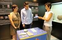 El Museo Arqueológico de Estepona expondrá un amuleto para la virilidad con más de 3.000 años