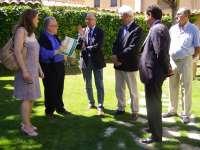 El Gobierno invertirá seis millones de euros en el abastecimiento de agua de San Pedro Manrique (Soria)