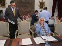 Baquerín pide a la presidenta de Diputación que tome medidas contra Gómez por cómo dispone del dinero público