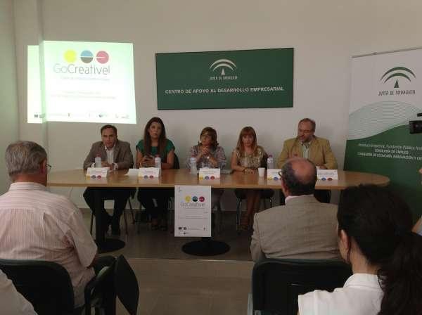 La Junta organizará en Úbeda el I Salón de la Industria Creativo Cultural para impulsar un