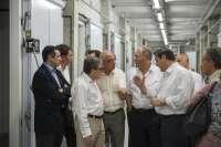 El centro de investigación frutícola Fruitcentre iniciará su actividad en septiembre