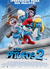 Los pitufos 2 - Cartel