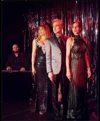 El cabaret ¿Hacemos un trío? llega al castillo Mora de Rubielos este jueves