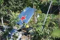 Fallece un piloto cántabro tras estrellarse la avioneta en la que viajaba en Vélez-Málaga