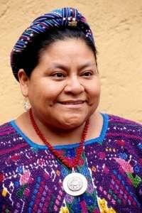 Rigoberta Menchú aterriza este domingo en el Rototom para hablar de la cultura de la paz