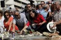 Acc.Afectados por el accidente de Spanair luchan por mantener vivo el recuerdo cinco años después