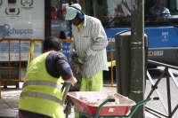 Los afiliados extranjeros a la Seguridad Social en la Región de Murcia bajan un 7,4% en julio