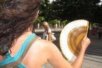 Protección Civil avisa de temperaturas de hasta 39 grados para mañana en Ávila, Salamanca, León y Zamora