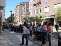 Trabajadores de Povisa reiteran que la empresa incumple los servicios mínimos en el segundo día de huelga indefinida