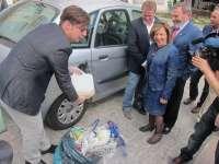 Comienza la producción de combustible para vehículos a partir de plástico reciclado en Andaltec