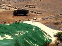 Fiscalía investiga la denuncia de Verdemar sobre la venta de arena al Peñón procedente de Tarifa