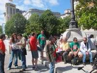 Delegación de Gobierno confirma las multas de 300 euros a ocho miembros de la PAH Torrelavega por el escrache al alcalde