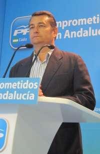 Sanz (PP) exige a la Junta que