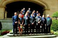 El Athetic recibe en su sede de Ibaigane a representantes del Gobierno vasco encabezos por Josu Erkoreka
