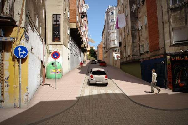 Presentadas doce ofertas para ejecutar las obras de acondicionamiento y ensanche de la calle Los Aguayos