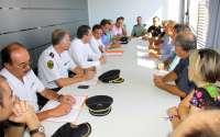 Grupo SAR de la Policía de la Generalitat interviene 140.000 kilos de productos y detiene a 14 personas en cuatro meses