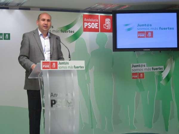 PSOE-A replica a PP-A que la Junta