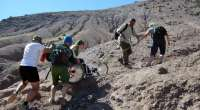 Turistas con discapacidad viajan a Tenerife para practicar deportes de aventura