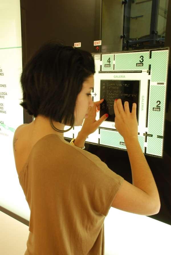 El Museo de la Naturaleza y el Hombre renueva el certificado de Accesibilidad Universal