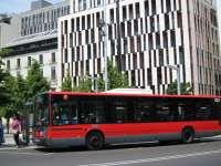 La empresa del servicio de autobús urbano aplicará criterios de antigüedad en los 153 despidos