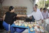 Más de una treintena de alfareros de España y Portugal se dan cita hasta el sábado en 'Alfaralmeria 2013'