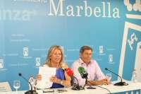 Marbella solicitará al Gobierno la rehabilitación de la playa de El Cable y que pase a ser municipal