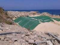 Ecologistas aseguran que los rellenos en Gibraltar incluyen material