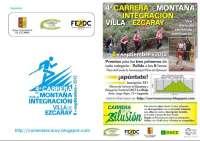 Ezcaray organiza la IV edición de la carrera de montaña por la integración