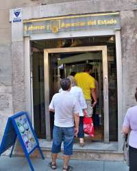 Dos administraciones vallisoletanas, entre las agraciadas con el Primer Premio del sorteo de Lotería Nacional del sábado