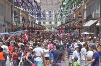 La Feria de Málaga aprueba con un siete, según una encuesta de la Unión de Consumidores
