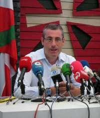 PNV de Gipuzkoa acusa a Ugarte de