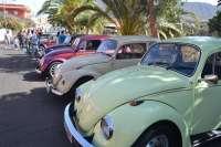 Tegueste (Tenerife) acoge una exposición de VW Escarabajos