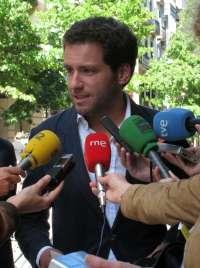 Sémper dice que el PP está dispuesto a sumarse al pacto fiscal, pero le extraña el