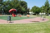 El Ayuntamiento de Calatayud inaugura el nuevo parque de La Azucarera